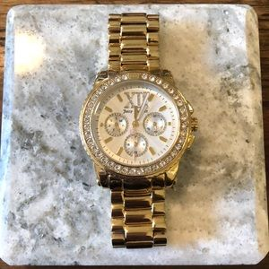 Gold Juicy Couture Watch